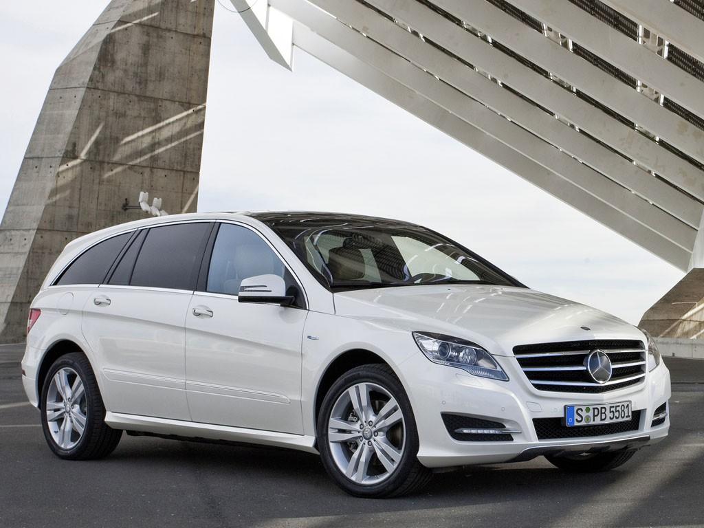 El Mercedes-Benz Clase R será fabricado por AM General a partir de este verano