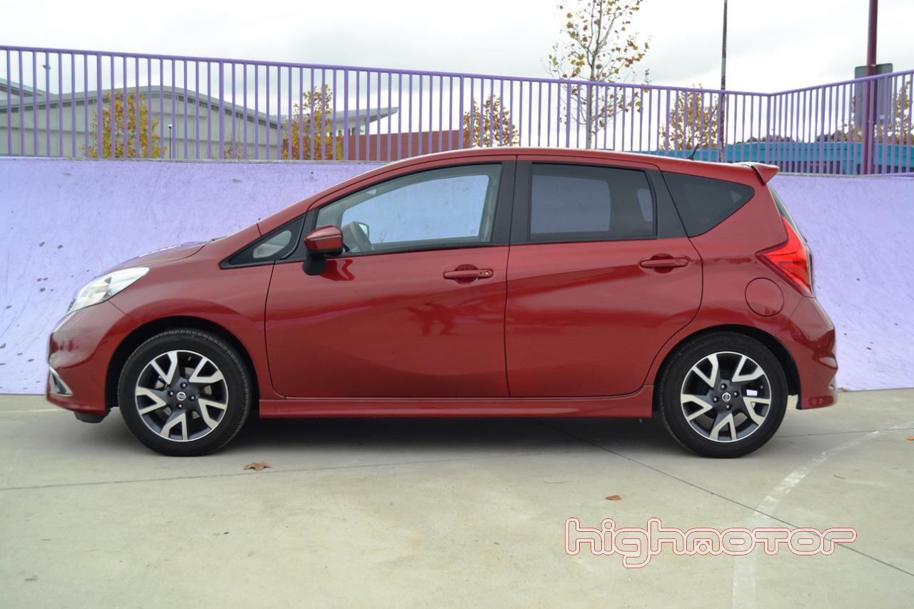 Nissan Note 1.2 DIG-S, prueba (motor, prestaciones, comportamiento y consumo)