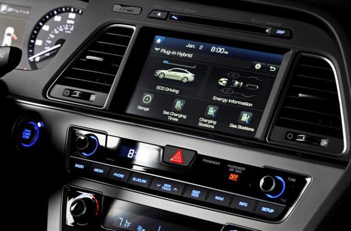 Hyundai Sonata Plug-in Hybrid 6