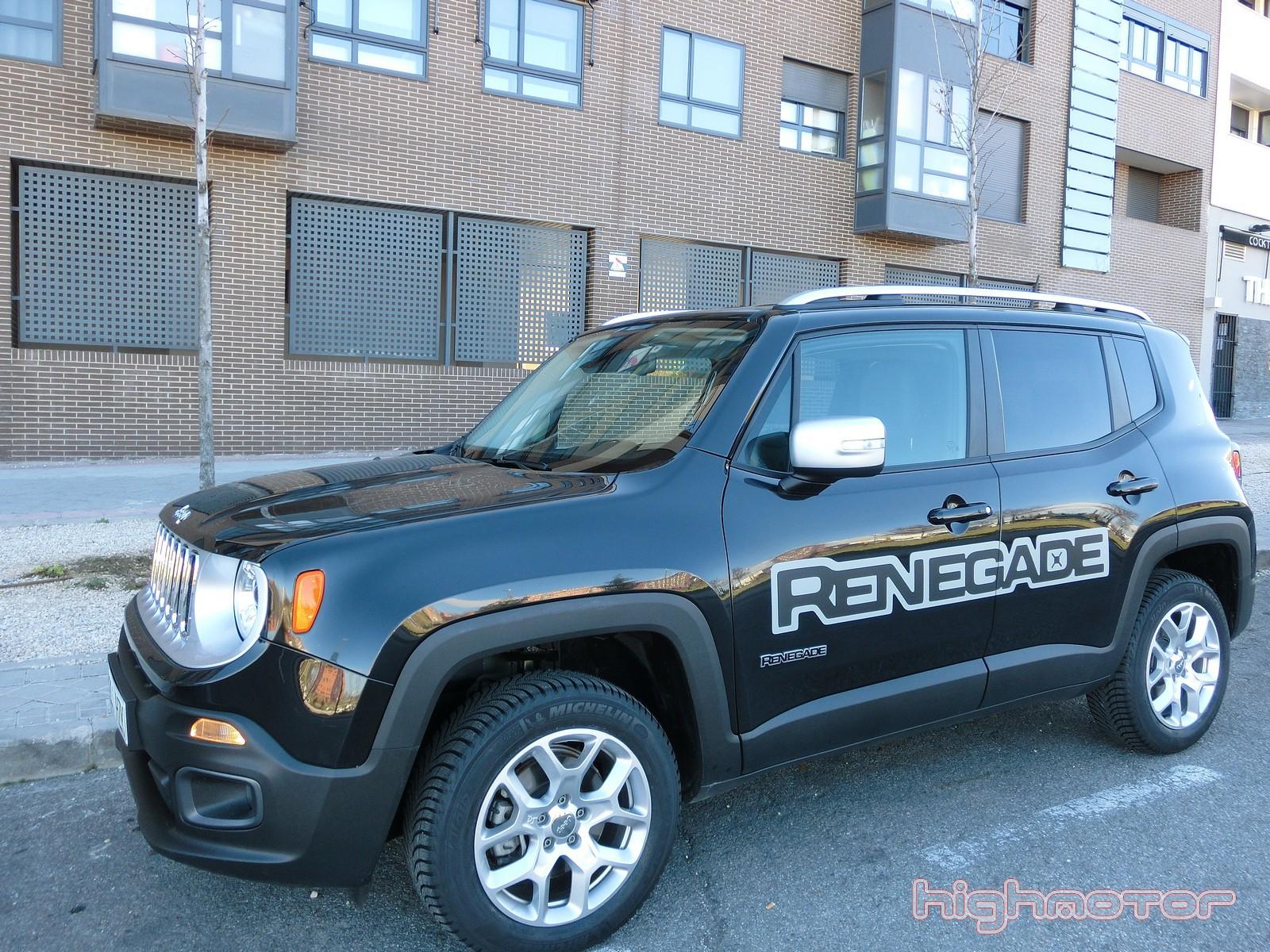 Prueba Especial: Jeep Renegade 2.0 MTJ 140 CV 4×4
