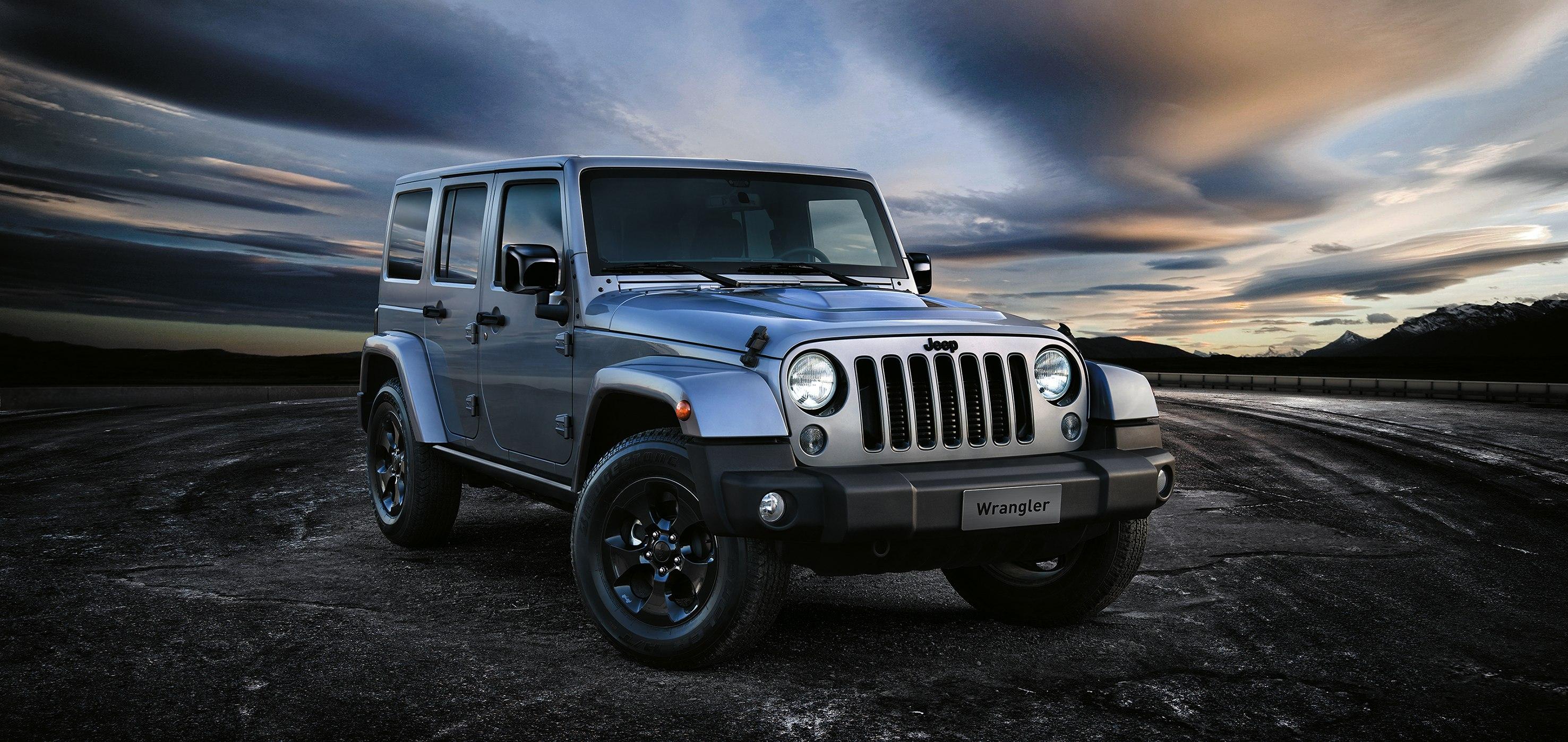 Nuevo Jeep Wrangler Black Edition II, estreno en Ginebra y a la venta en verano