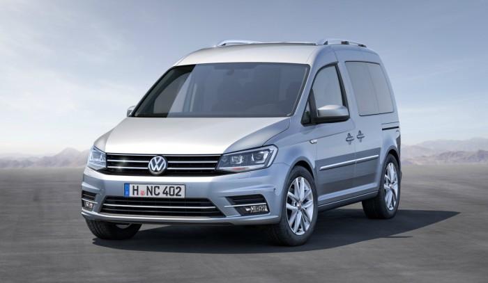 Nuevo Volkswagen Caddy 7