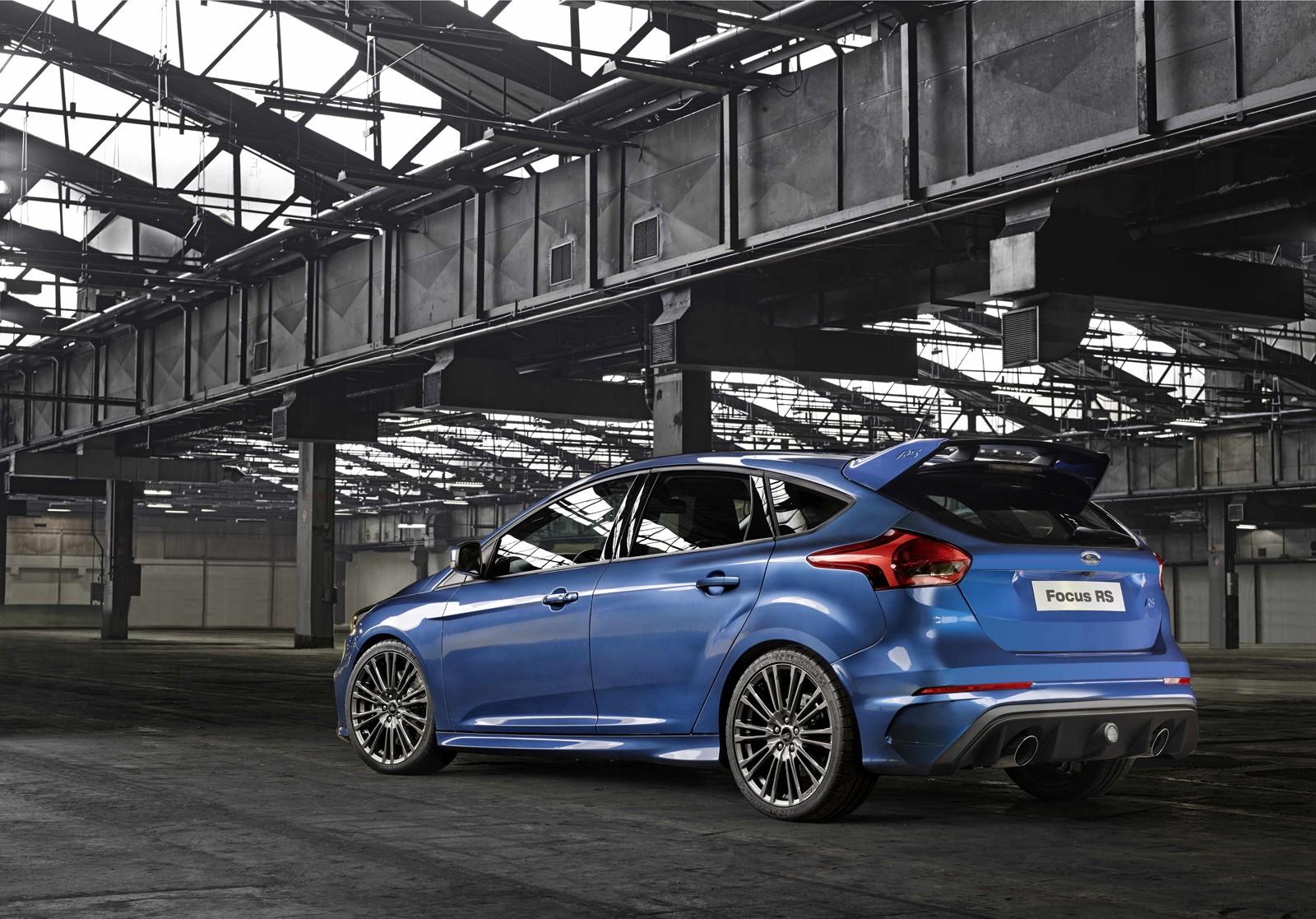 ¿Eres un «freaky» del Forza? Pues atento, que puedes conseguir un Ford Focus RS