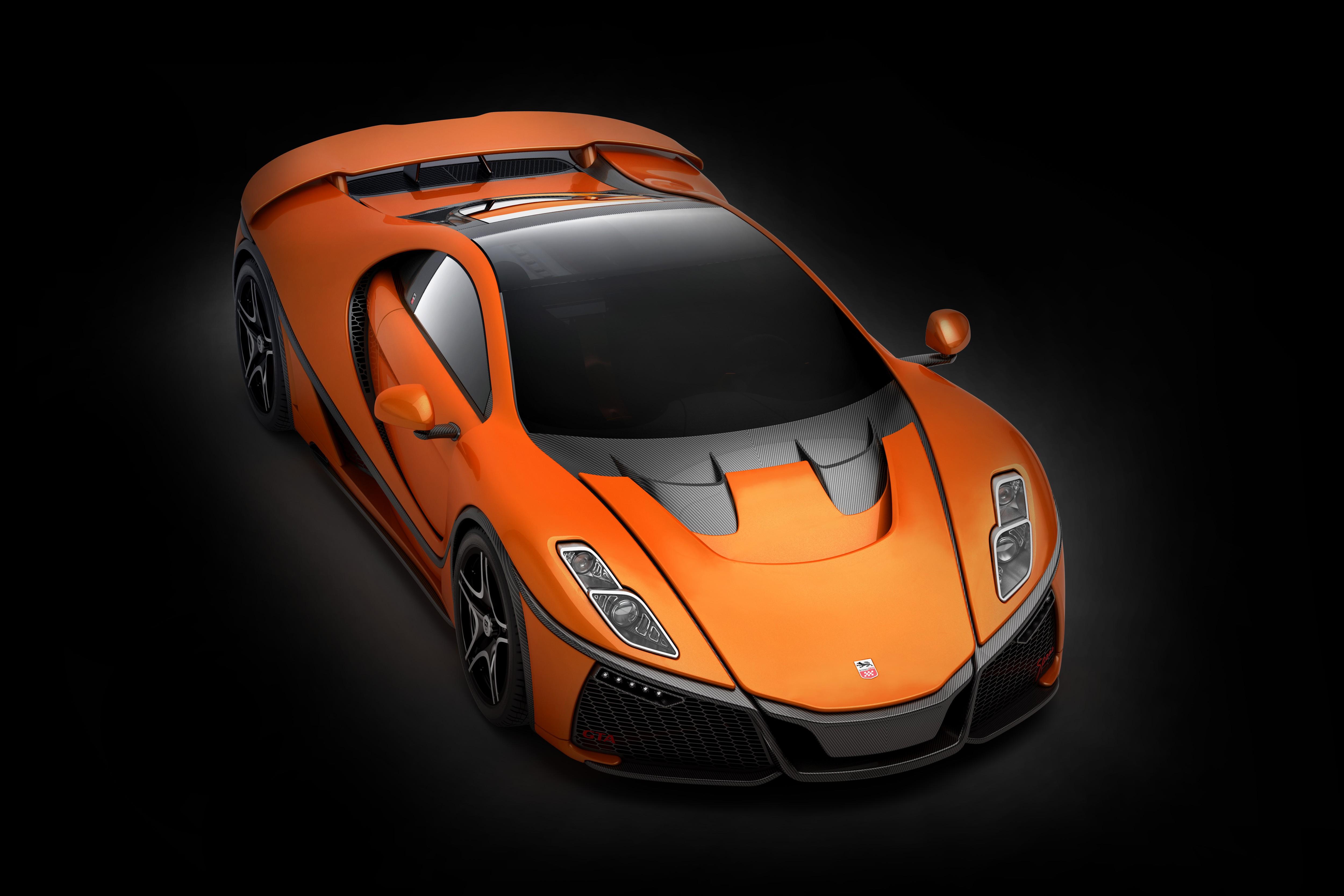 El GTA Spano de la película Need for Speed, a la venta en Málaga