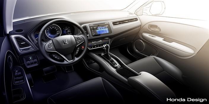 El diseñador del Honda HR-V cuenta sus sensaciones con el modelo