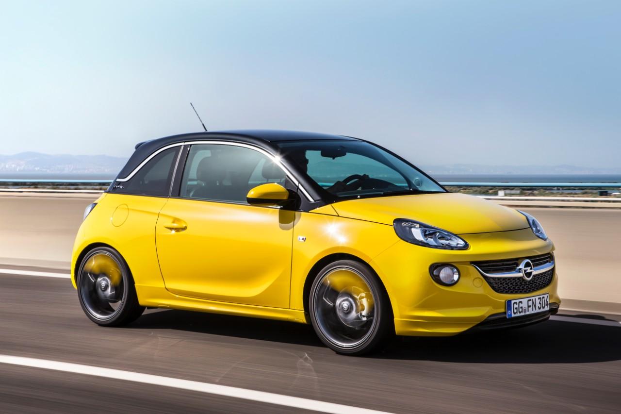 El Opel ADAM viajará hasta el Salón de Estambul para mostrar su personalización y el cambio manual automátizado