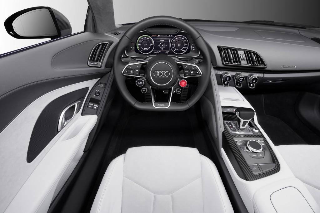 Audi R8 e-tron piloted driving concept (12)