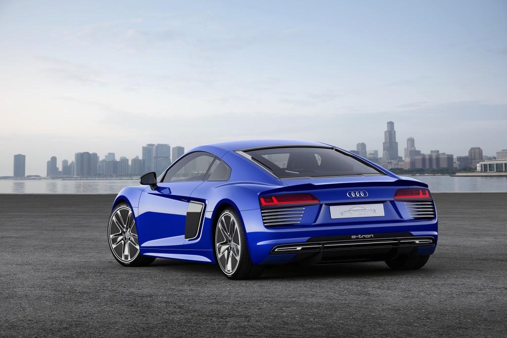Audi R8 e-tron piloted driving concept (3)