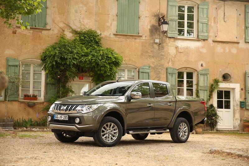 Fiat ultima su acuerdo con Mitsubishi para fabricar su versión del L200