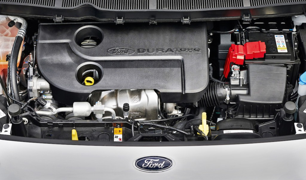 Ford Produces 3 Millionth Small Diesel Engine in Europe
