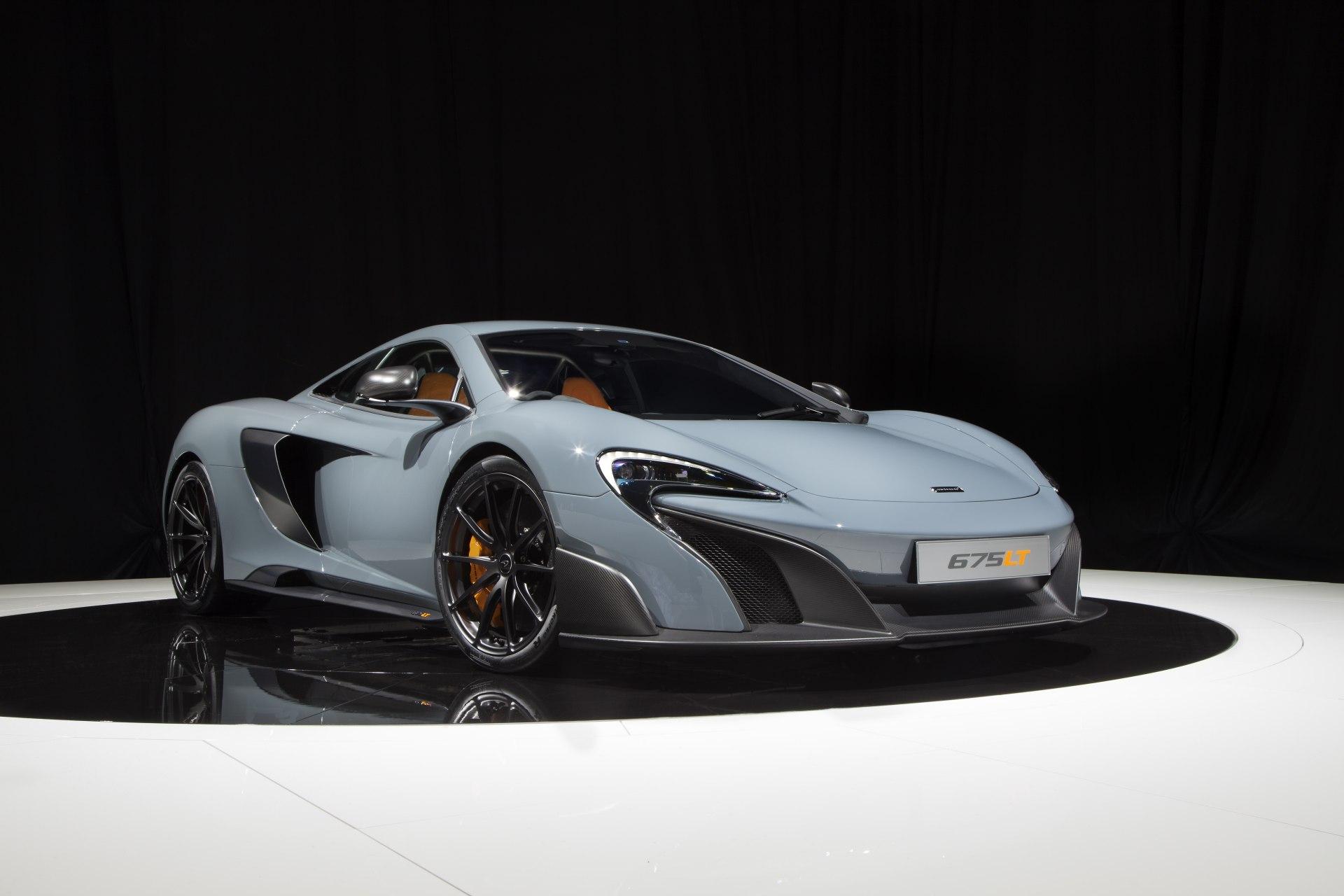 McLaren ya ha vendido las 500 unidades del 675LT
