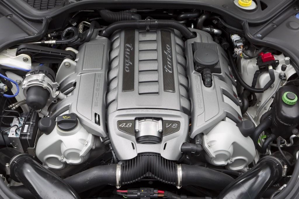 porsche-v8-engine