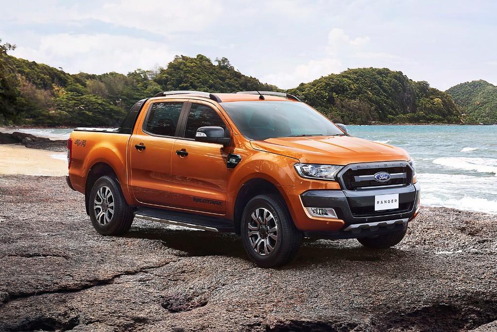 Ford Ranger 2015, el restyling debutará en Frankfurt