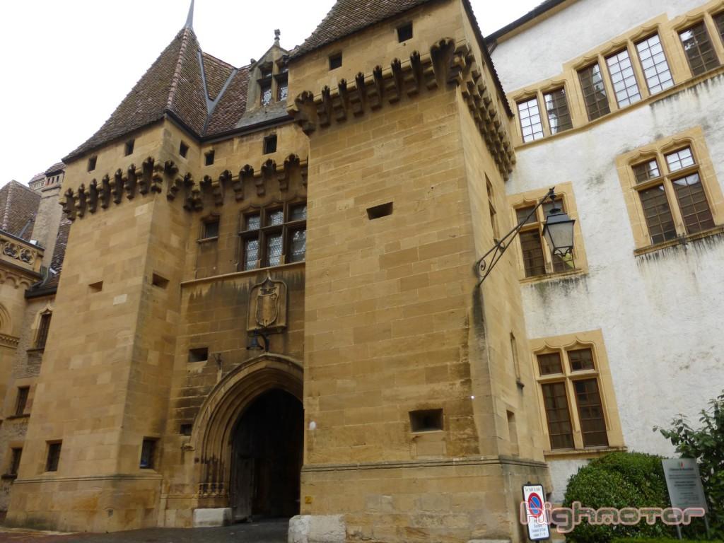 Castillo Neuchatel