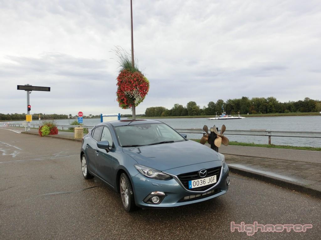 mazda3 ferry