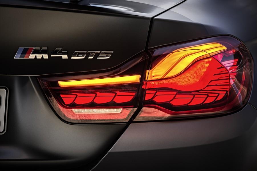 La tecnología OLED llega a las luces de los modelos de BMW