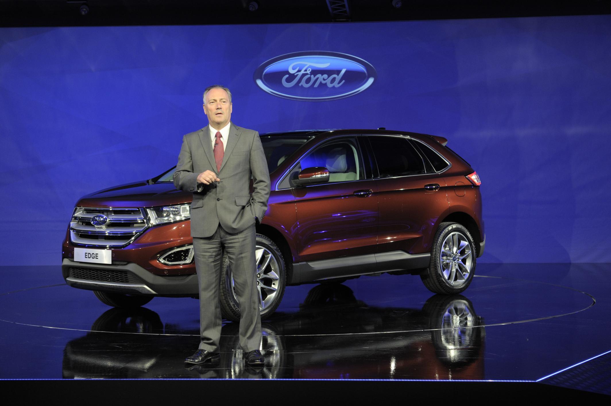 Nuevo Ford Edge: así es la tecnología que reduce el consumo del SUV