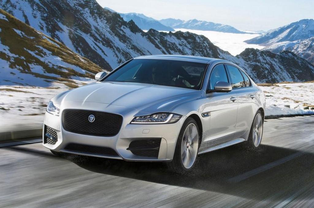 El Jaguar XF se renueva incluyendo la tracción integral