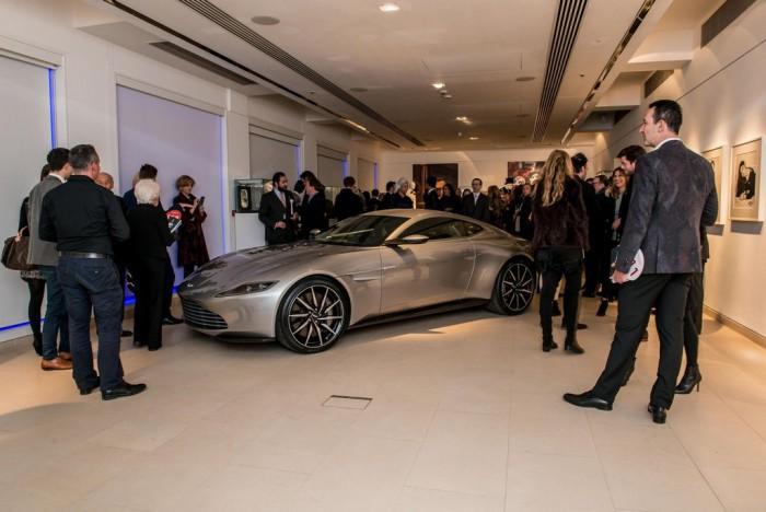 Aston Martin DB10 auction 3