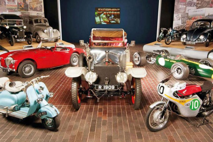 beaulieu-national-motor-museum