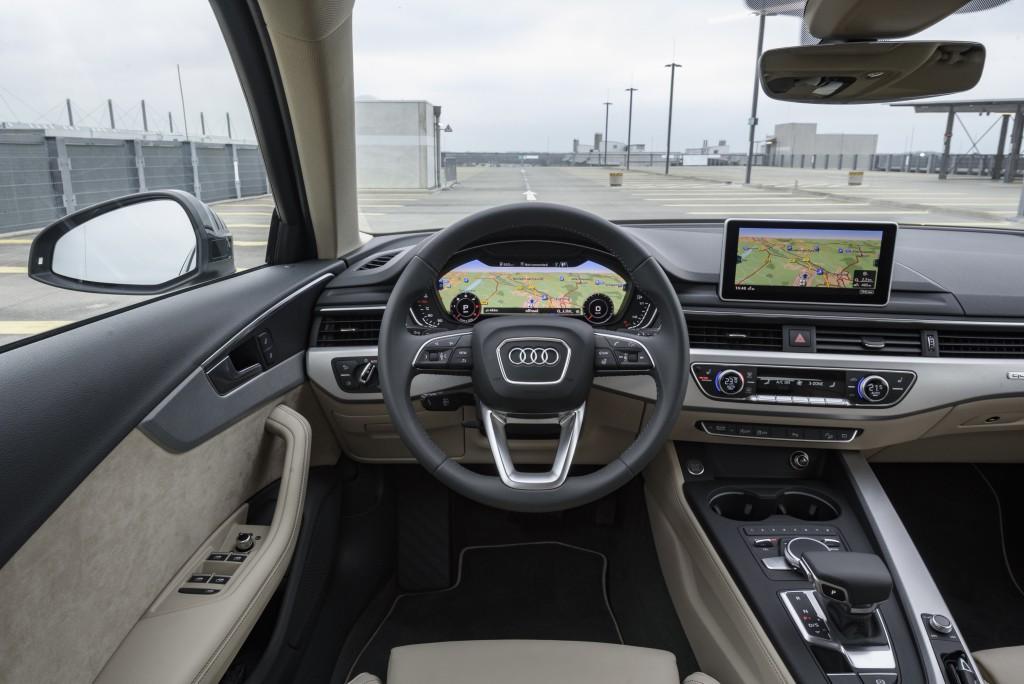 Audi A4 Allroad Quattro (17)