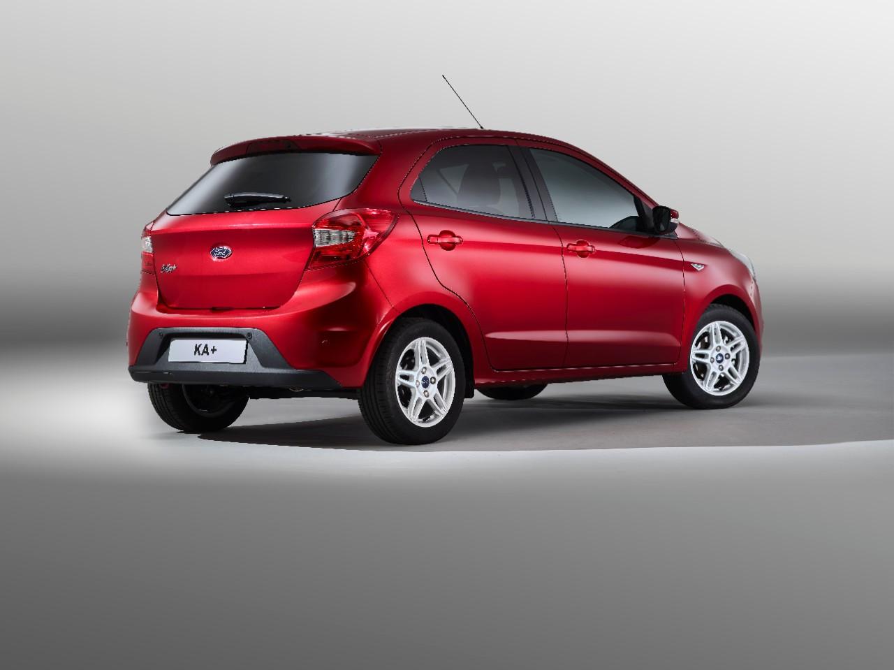 Nuevo Ford Ka +, desde la India a nuestro mercado