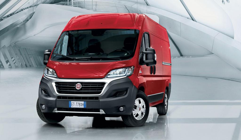 Fiat Ducato y Doblò añaden nuevos motores Euro 6 dentro de sus respectivas gamas