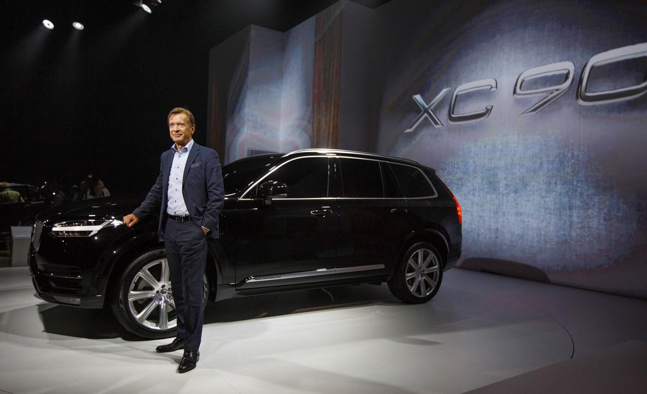 Uber y Volvo, en busca del coche autónomo