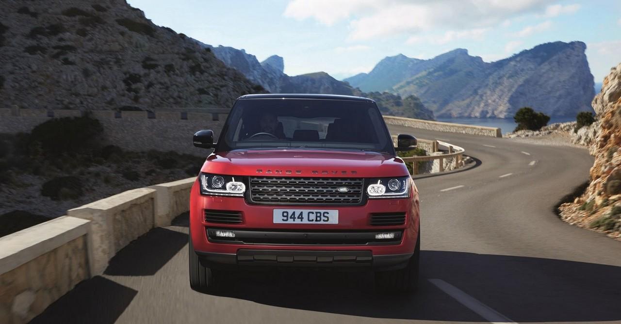 Land Rover recibirá 2017 con muchos cambios para el Range Rover