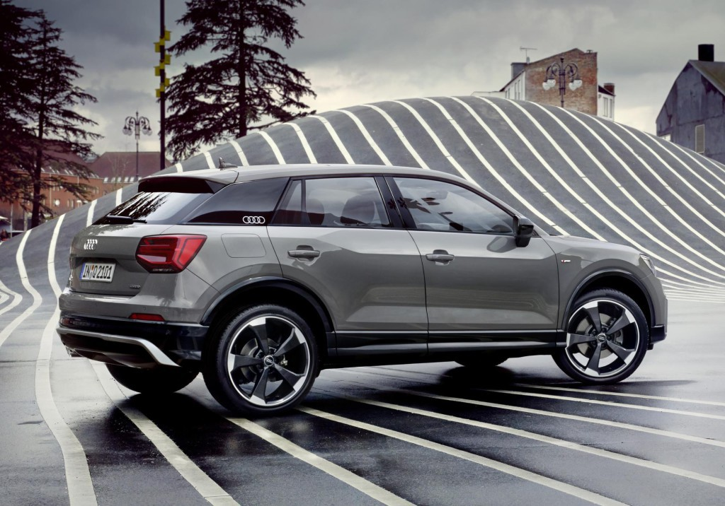 Audi Q2 Edition #1-2