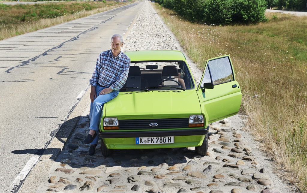You've Come a Long Way Baby! 40 Years of the Ford Fiesta