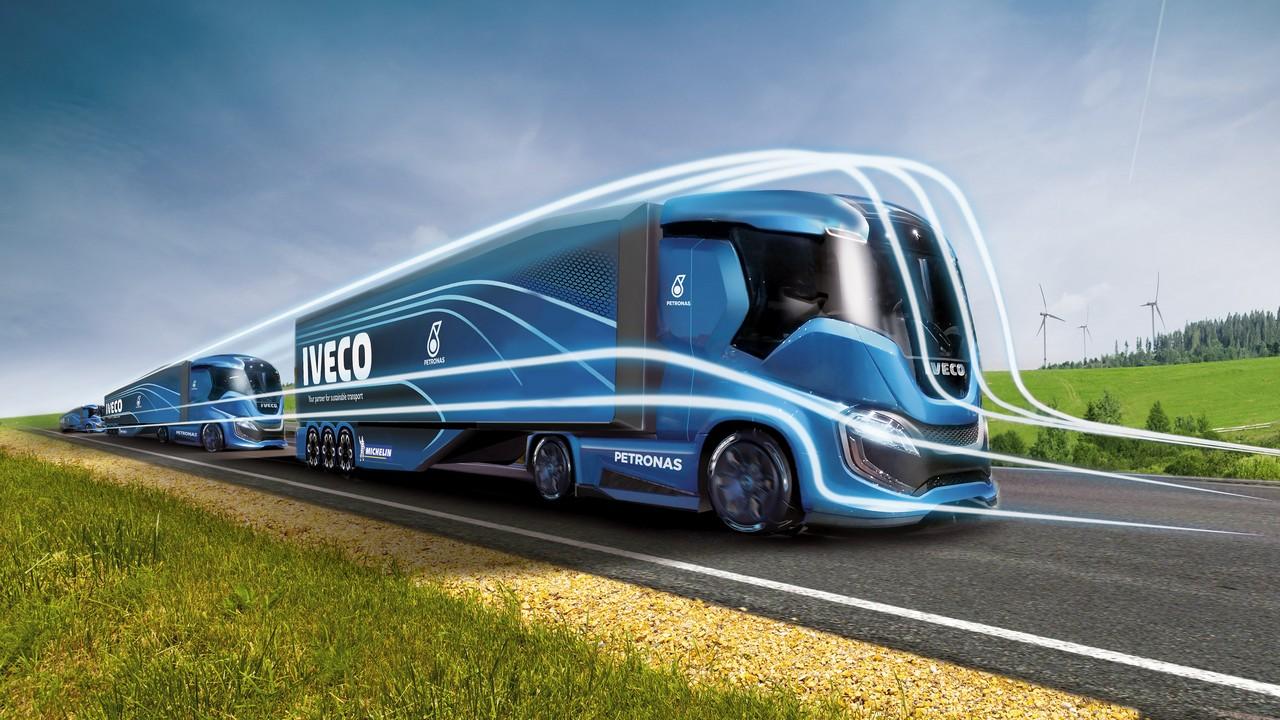 El Iveco Z Truck quiere ser el camión con cero emisiones de la próxima década