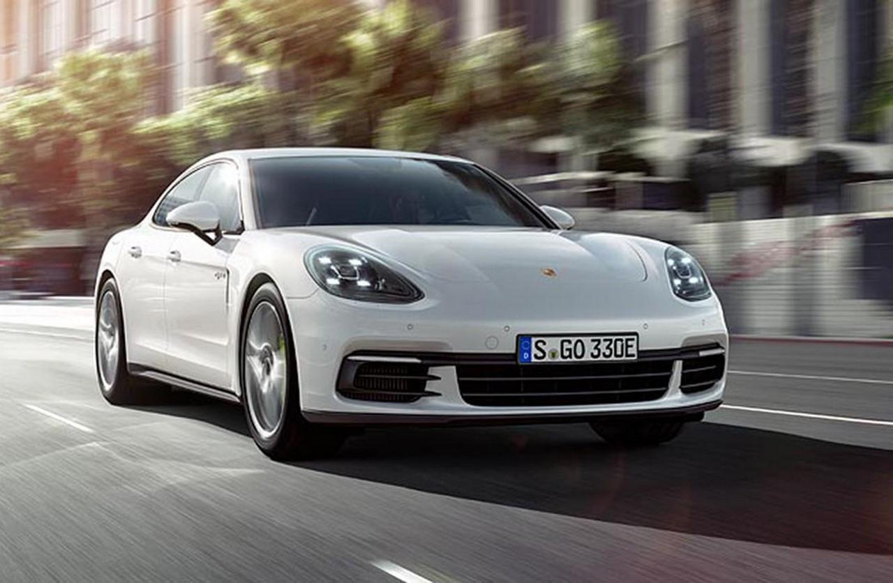 El Salón de Paris nos mostrará el nuevo Porsche Panamera Hybrid