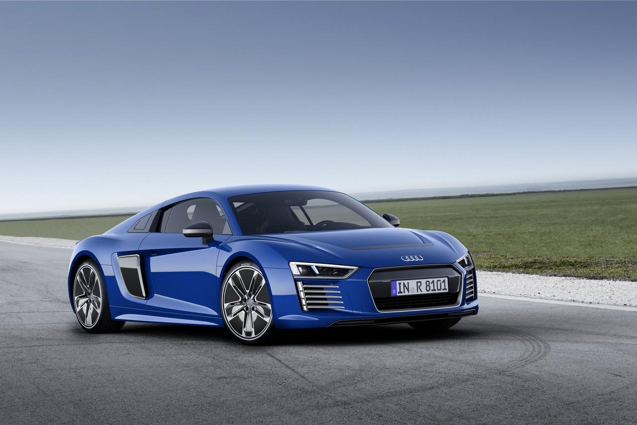 Nadie quiere el Audi R8 e-tron, así que Audi se olvida de él