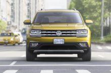 El Volkswagen Atlas, por fin al descubierto