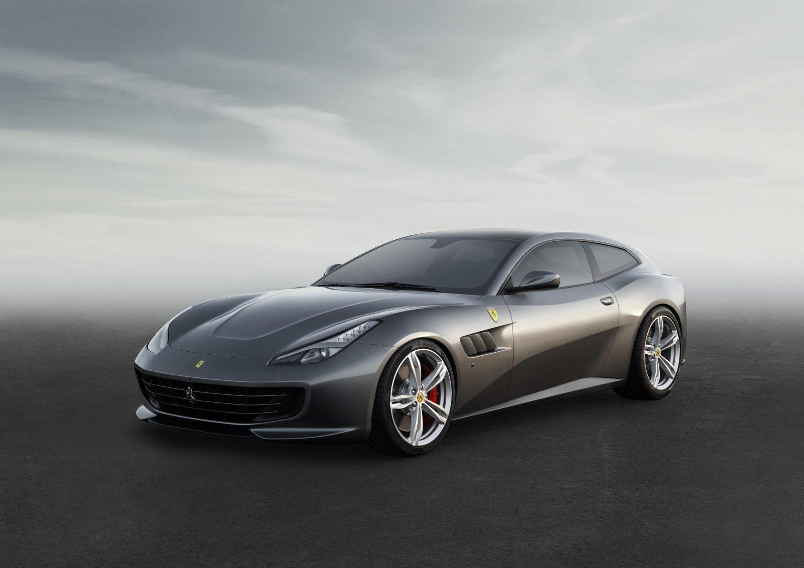 Ferrari quiere que todos sus modelos sean híbridos en 2019