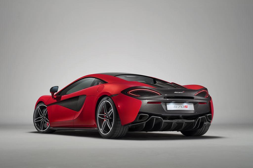 McLaren 570S Design Edition, cinco nuevas ediciones muy especiales