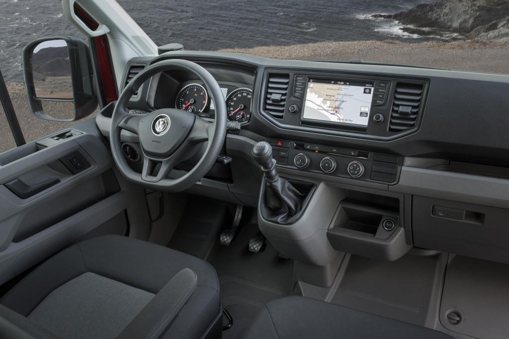 Nuevo Volkswagen Crafter (19)