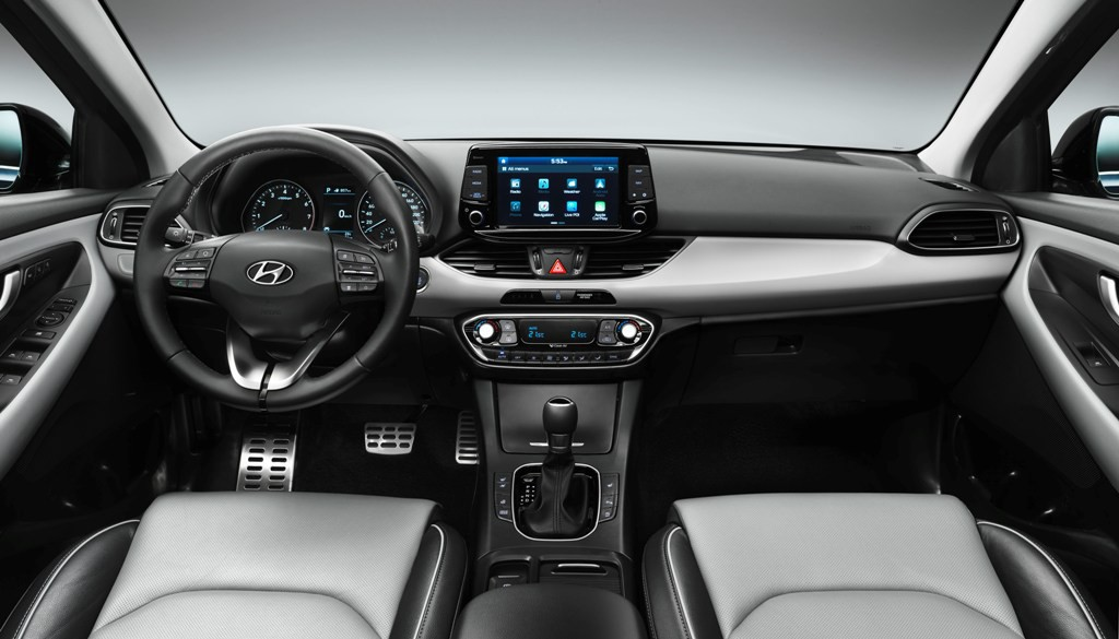 Conoce a la nueva generación del Hyundai i30