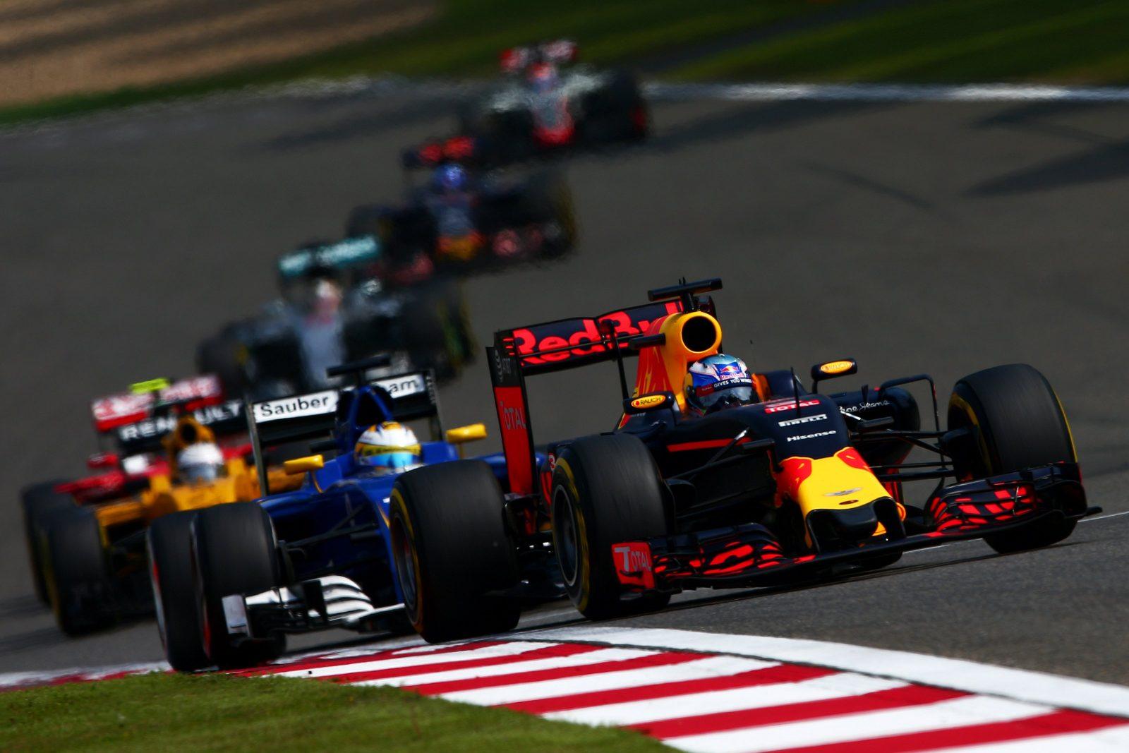 5 datos curiosos sobre la temporada 2016 de Formula 1