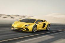 El futuro Lamborghini Aventador SV Jota sigue dejándose ver por las redes sociales y es impresionante
