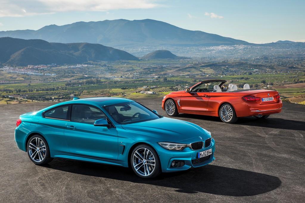 El BMW Serie 4 recibirá una pequeña actualización que acentuará su carácter deportivo