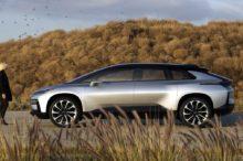 Faraday Future FF 91: un eléctrico de 1050 CV y 700 km de autonomía