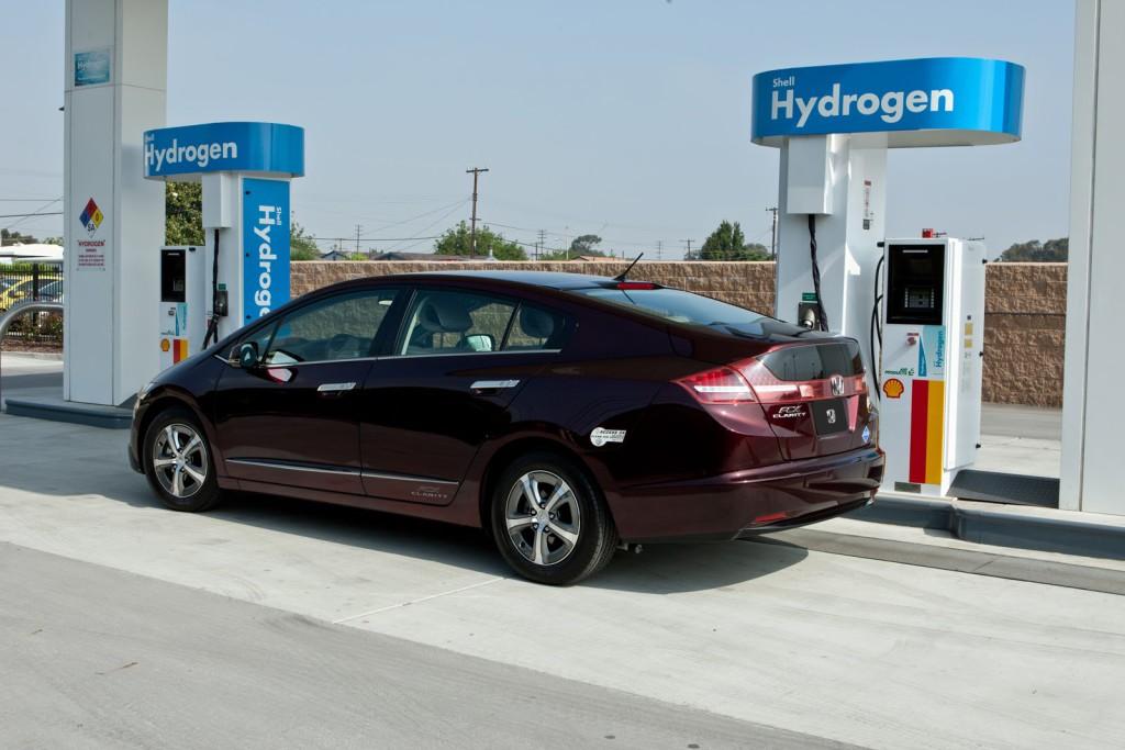 Honda-FCX-Clarity-Hidrogenera