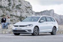 El nuevo Volkswagen Golf R rueda al desnudo en Nürburgring