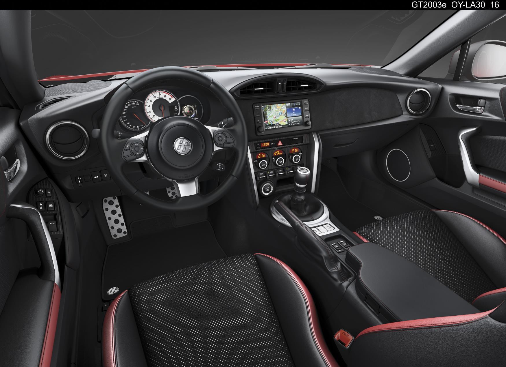 Toyota GT86 2017