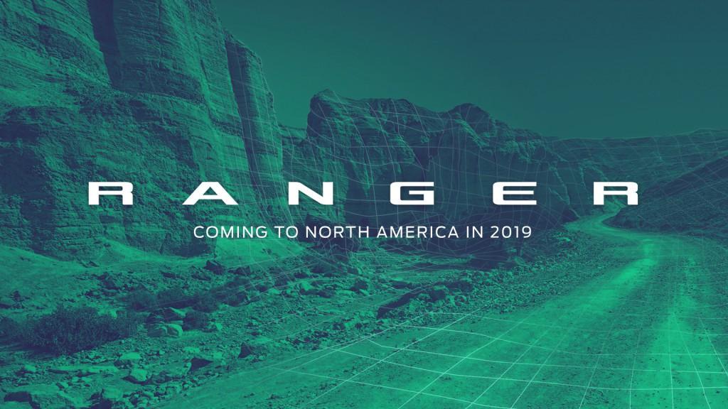 Ford Ranger logo