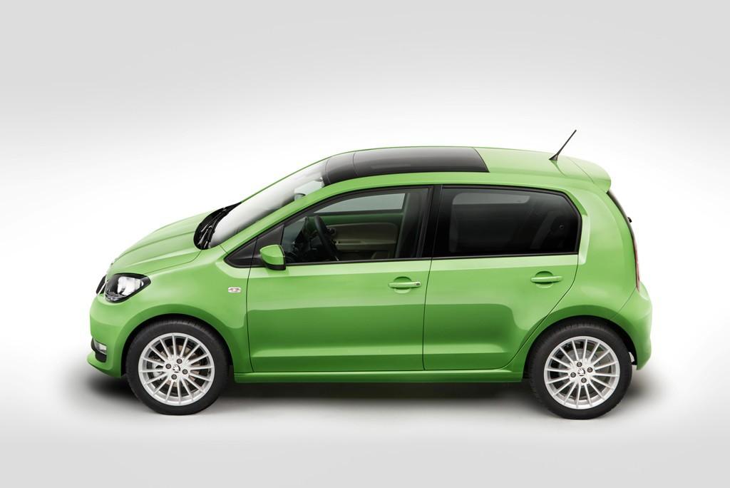 El Škoda Citigo se actualiza para la llegada de la primavera