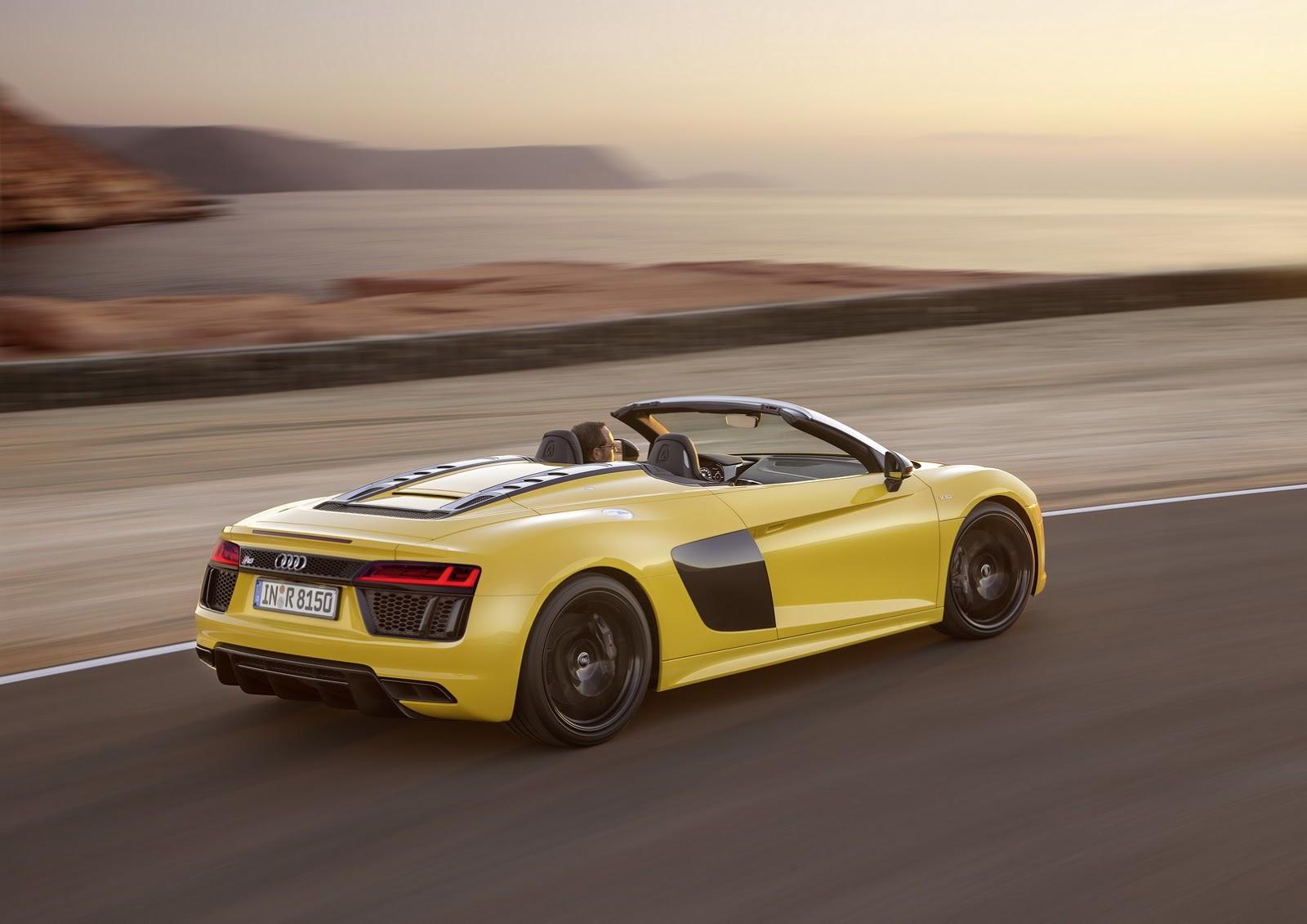 Audi Sport hiperdeportivo