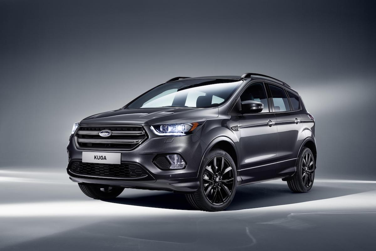 SUV eléctrico Ford